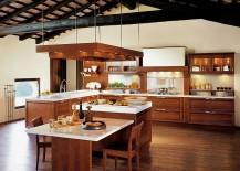 Certosa: Luxury Kitchen Gives Timeless Italian Design a Modern Upgrade