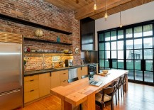 Smart lighting steals the show in this Seattle kitchen
