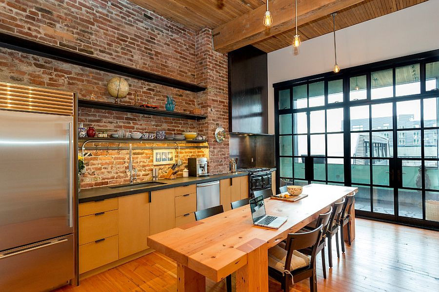 Smart lighting steals the show in this Seattle kitchen [Design: Crescent Builds]