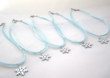 Snowflake-charm-necklaces-from-Etsy-shop-Favor-Wrap-217x155