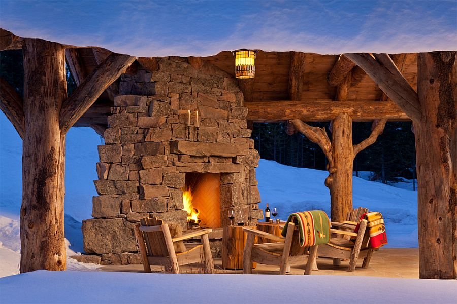 Spanish Peaks Cabin A Rustic Gateway To Big Sky S