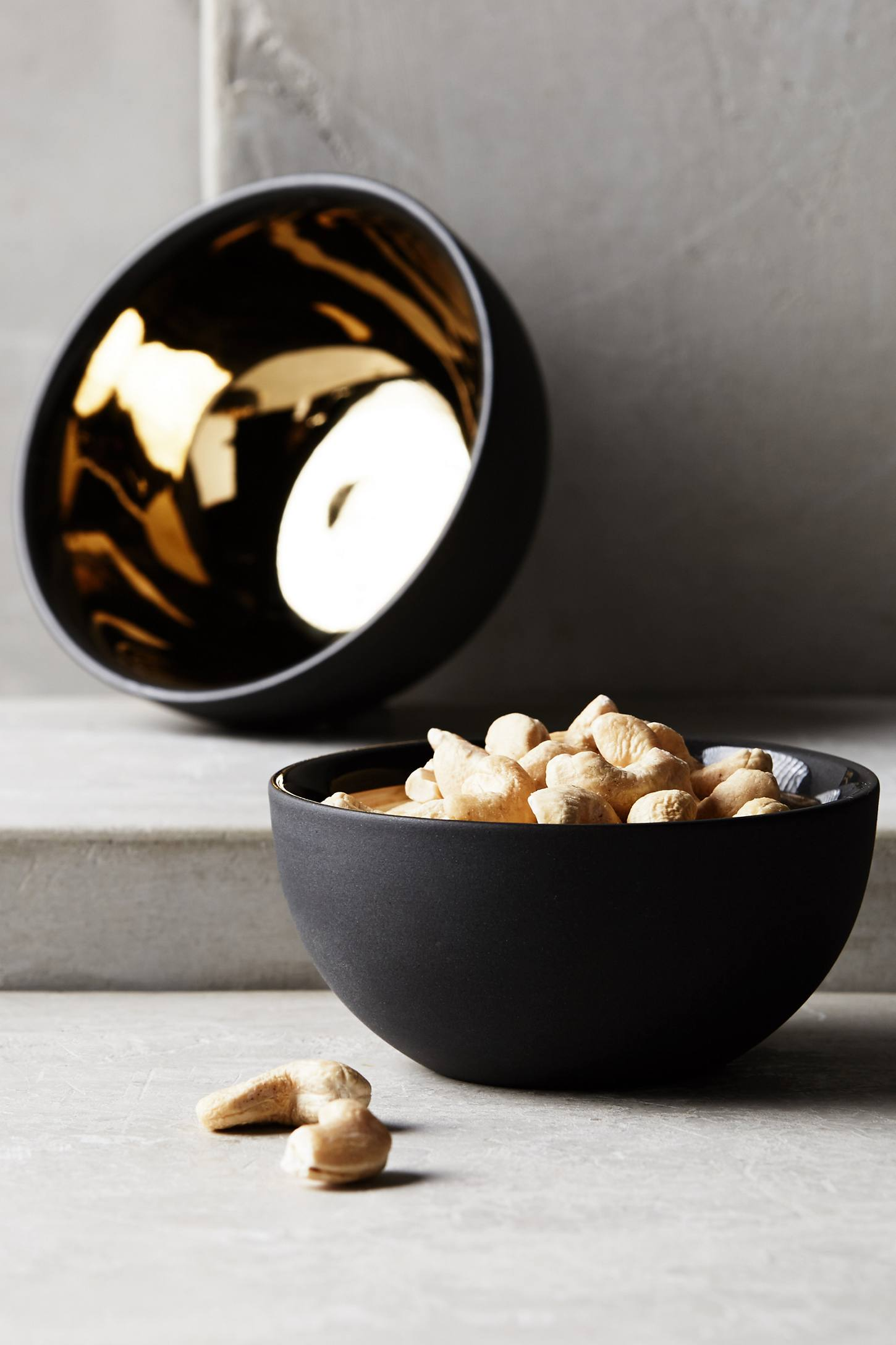 Stylish nut bowl from Anthropologie