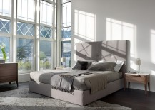 Upholstered-headboard-brings-a-touch-of-softness-to-the-bedroom-217x155