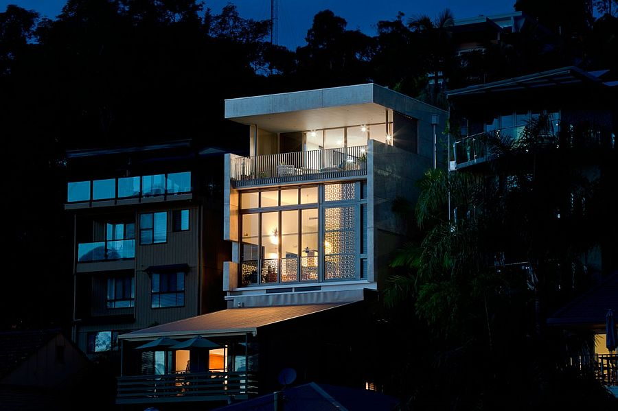 Upper duplex of 80s home turned into a luxurious retreat