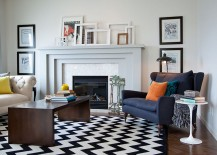 The use of an empty frame as a decorative piece is probably the simplest of all ideas and it does save you some cash since you do not need to splurge on ... & Hot Trend: 30 Creative Ways to Decorate with Empty Frames