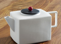 White teapot from CB2