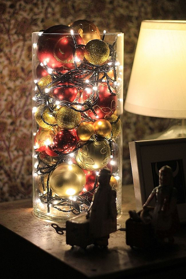 A perfect way to bottle up Christmas magic and let it shine through