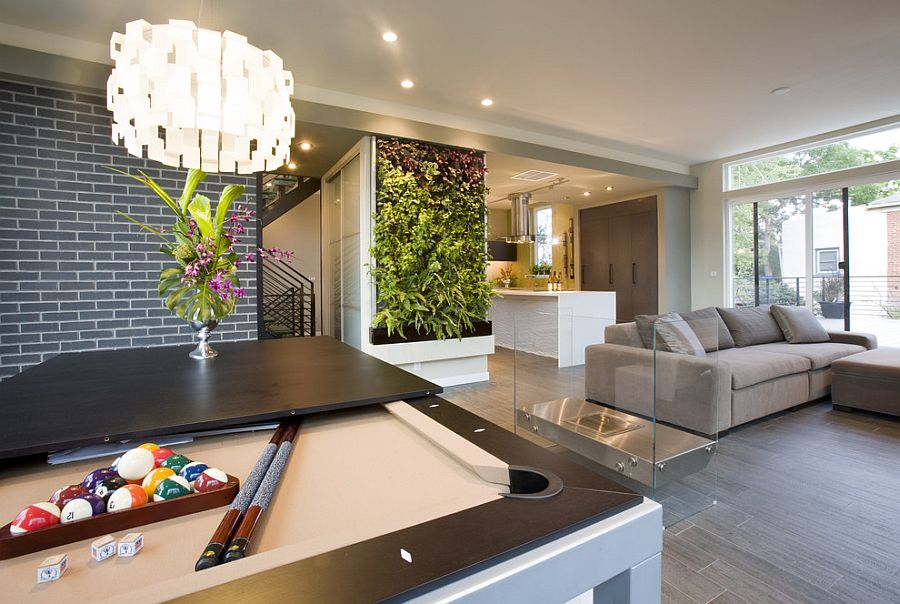 Add A Hint Of Greenery To The Living Space Design Re Dzine