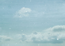 Cloud art featuring original photography by Daniel Jung