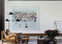 Contemporart-decor-and-framed-photographs-inside-House-RT-217x155