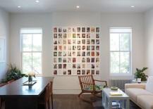 Create your own custom photo wall