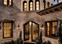 Exterior sets the tone for a fabulous interior