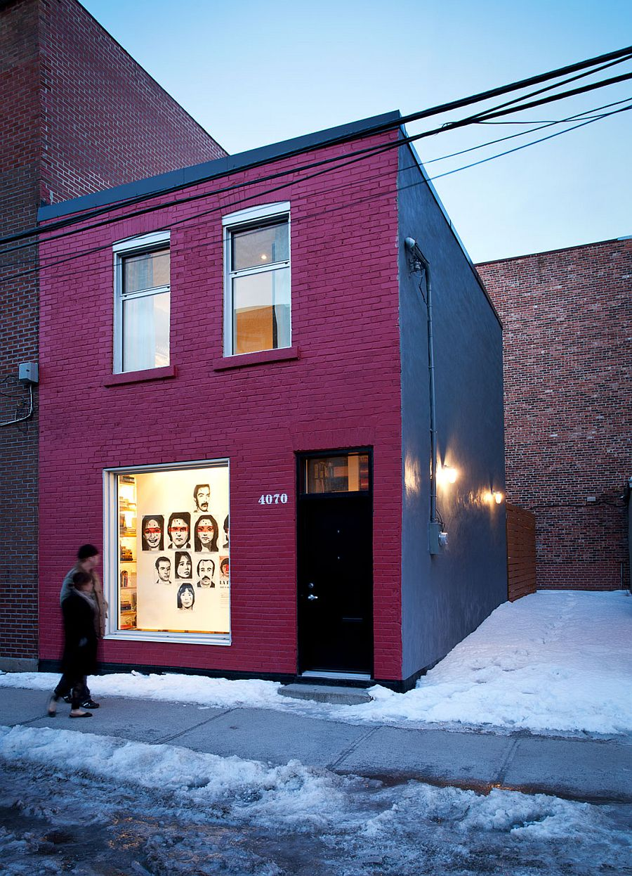 Fabulous and inventive tire shop project by mak+vivi