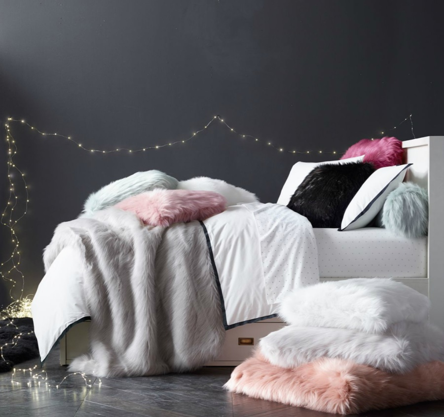 A New Decorating Trend For 2016: Teen Bedroom Ideas Featuring Top Decor Trends