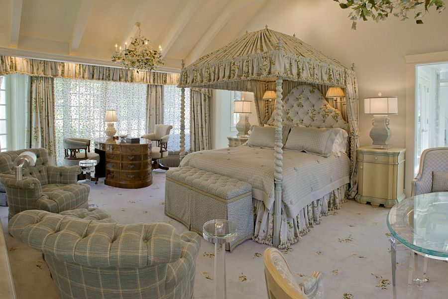 Feel like a princess in your bedroom [Design: Indivar Sivanathan]