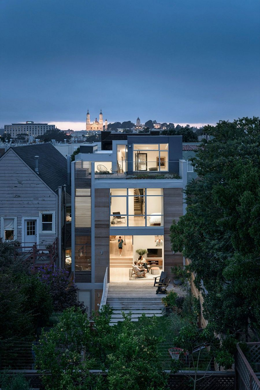 Gorgeous family home in San Francisco