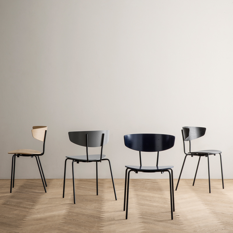 Herman chairs from ferm LIVING