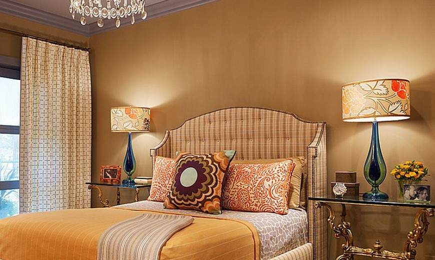 Lighting It Right How To Choose The Perfect Table Lamp - Lamp shades for bedrooms