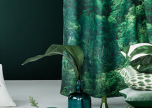 Lush tropical decor from HM Home 217x155 The Designer Look for Less: Trendy Decor on a Budget
