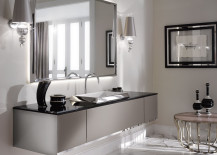 Luxury bathroom vanity from Nella Trevina
