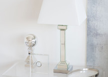 Mirrored lamp from Zara Home