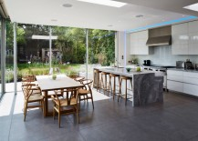 Mixed-materials-kitchen-with-stone-metal-and-wood-217x155