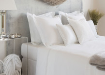 Percale bedding from Zara Home