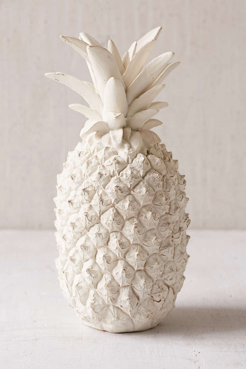 Pineapple sculpture from Urban Outfitters
