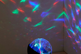Rainbow Shine: Iridescent and Holographic Decor