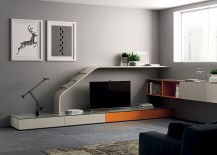 Flux Swing: Dynamic Living Room Compositions with Modular Ease