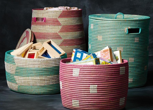Project Organization: Decor for Sorting, Stashing and Storing