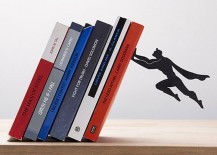 Superhero bookends