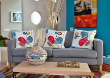 Sustianable living goes beyond the obvious decor choices