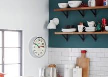 Teal-kitchen-with-a-subway-tile-backsplash-217x155