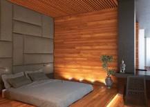 Thai design elements create a relaxing, zen-inspired bedroom
