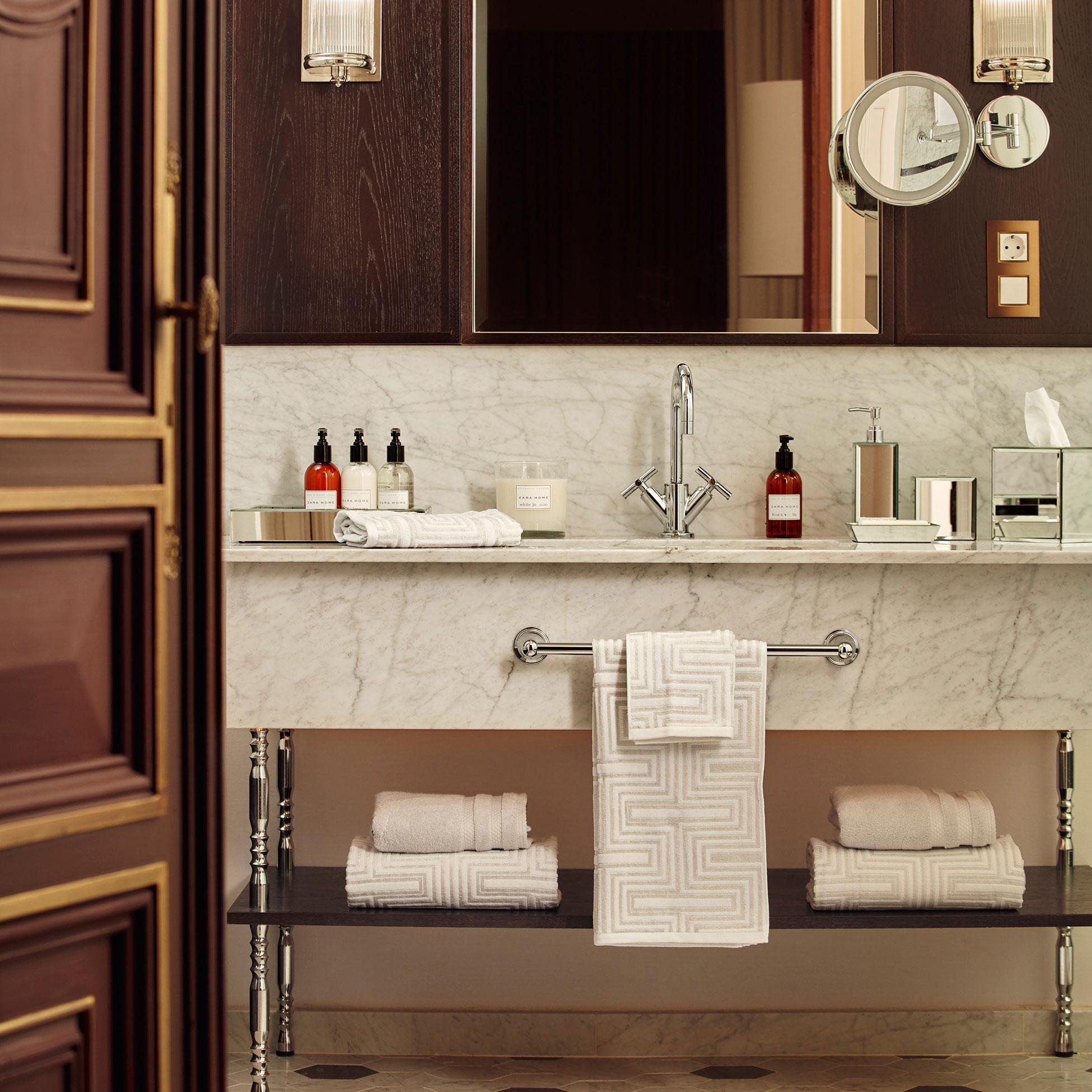 Zara home bathroom mirror for Mirror zara home