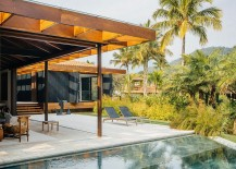 Triangular-pool-of-RT-House-next-to-its-private-wing-217x155