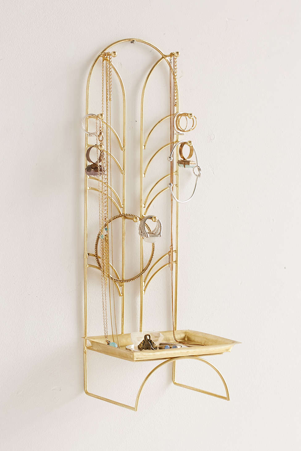 Vintage-style jewelry stand from Urban Outfitters
