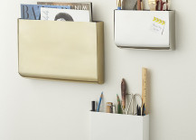 Wall-mounted storage from CB2