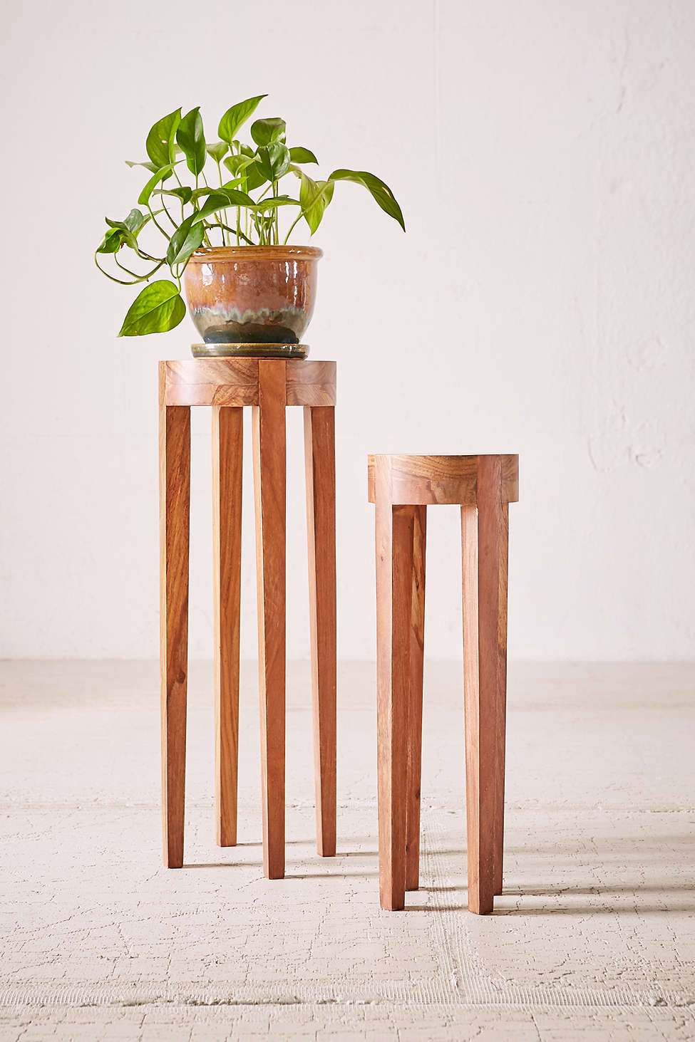 Genial View In Gallery Wooden Plant Stands From Urban Outfitters