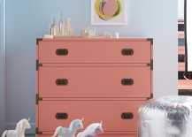 3-drawer dresser from The Land of Nod