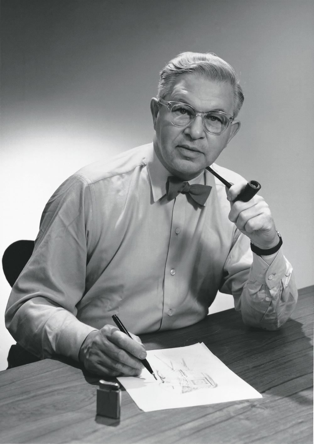 Designer: Arne Jacobsen