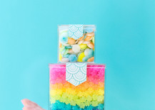 Beautifully packaged candy from Sugarfina