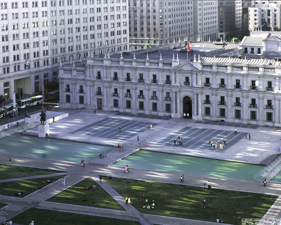 Centro Cultural Palacio La Moneda – Plaza de la Ciudadanía
