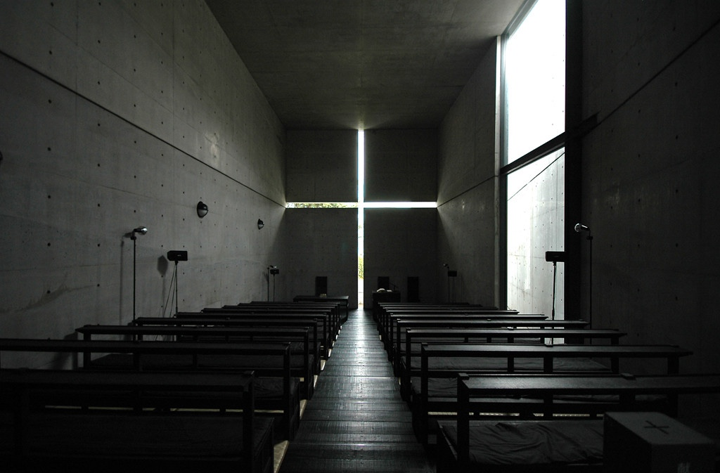 Church of the Light interior