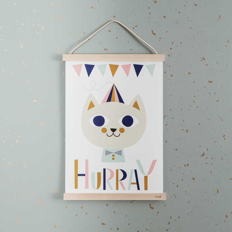 Ferm Living Wallpaper Fun Useful Decor Designed With Kids In Mind