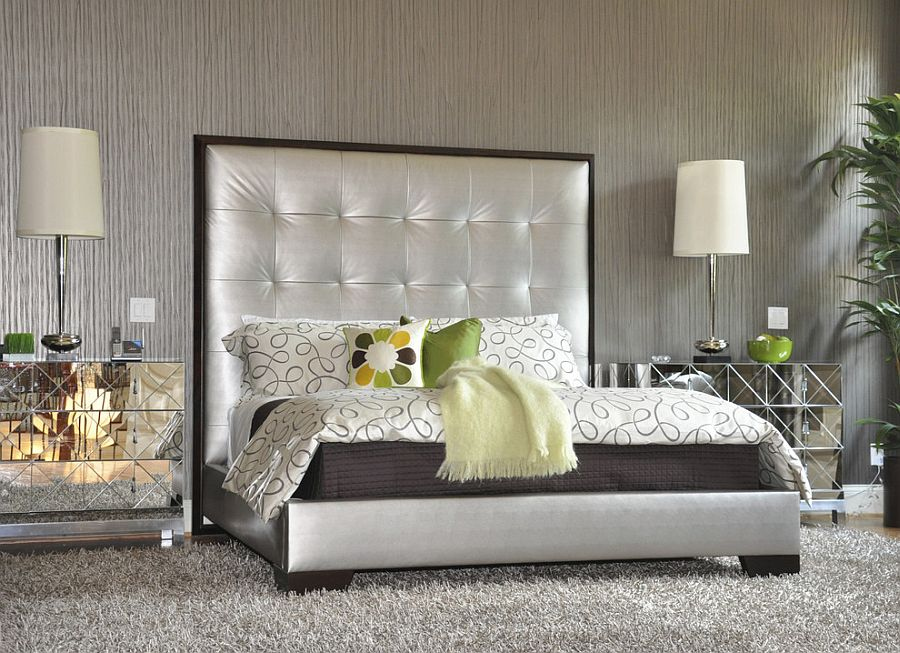 Create your own custom headboard! [Design: Simone Alisa]