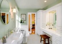 Crisp-white-bathroom-with-mint-walls-217x155