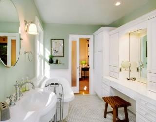 Bathroom Color Schemes to Explore This Spring