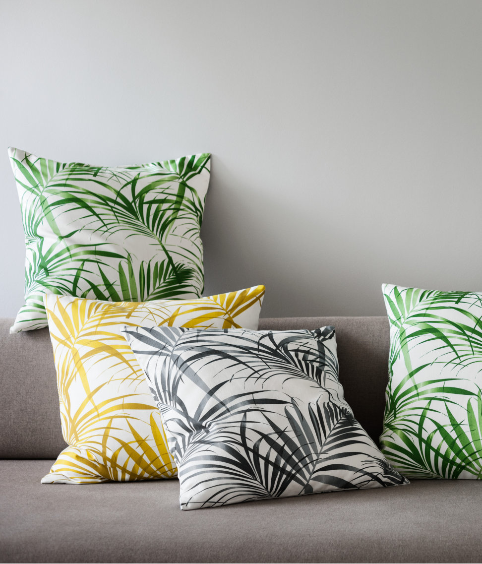 The New Beachy Modern Tropical Decor On The Rise
